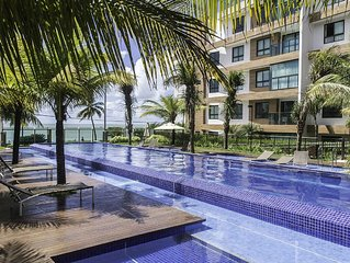 1.2.3. 402B LPM-4098446 - Apartment for 5 people in Joao Pessoa
