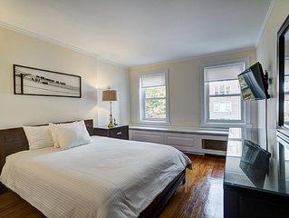 4 Bedroom 2 Bathroom Residence - 2,000 Square ft. Sleeps 8