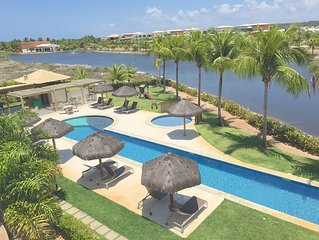 Fit a high standard within the IBEROSTAR complex in Praia do Forte