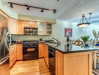 Large Two Bedroom Ski-in Ski-out Blackcomb Accommodations in Greystone Lodge