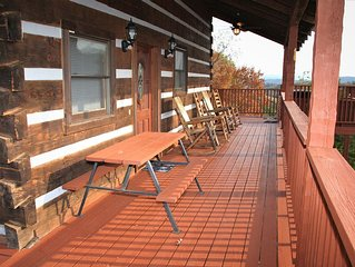 CALL 4 $100 SPECIALS 4 AUG & SEPT  LARGE LOG  CABIN CLOSE TO DOLLYWOOD.