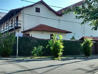 Casa  com piscina  a três quadras da praia das dunas  no Braga.