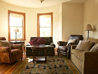 Charming apartment in Central Boston close to all attractions and transport!