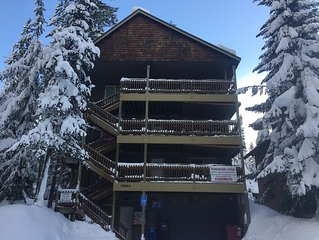 Mt Hood Lodge: Perfect for Large Families & Groups: Sleeps 48.  Deluxe Hot Tubs