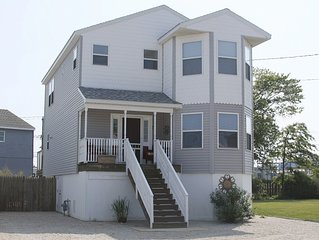 Great Beach House in LBI for families - close to beach -Sunday to Sunday