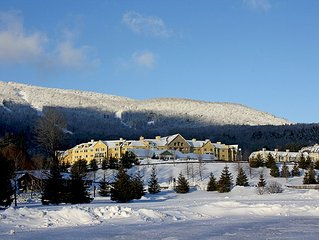 Ski-in/out , 3  Bedrm &  3 Bath, Luxury Okemo Penthouse Condo at Jackson Gore