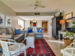 Oceanfront Surf and Racquet Club Condo