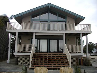 Superb Direct Waterfront on St. Martins River in Ocean Pines With 2 Dock Slips