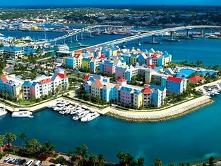 Harborside Atlantis-3 bdrm villa available June 23-30, 2018