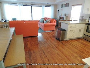 60 East,  remodeled ocean block condo with brand-new furniture and appliances f