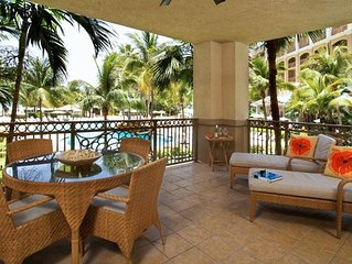 3BR + Den, Pool Ocean View, Private Residence 204 at The Ritz-Carlton, Grand Cay