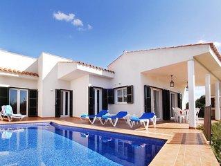 Villa in Binibeca Vell, Menorca, Menorca