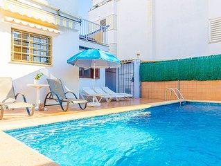 ESTANY  - Villa for 5 people in Cala Estancia - Can Pastilla.