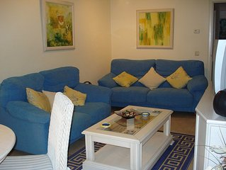 Apartment With Large Communal Pool And Childrens Paddling Pool