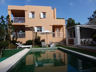 N0 Turismo: ***********,Port des Torrent, Private Pool, A/C, BBQ Area, Parking