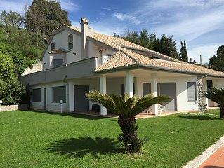 Villa with pool for 14 pax near Pompeii, Naples, Sorrento, Amalfi Coast, Paestum