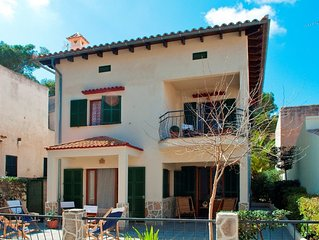 PENYA - Chalet for 7 people in S'illot (Manacor).
