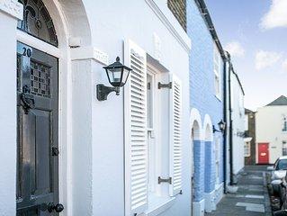 Vintage Boutique Cottage In Deal, Kent - Couples, family & pet friendly