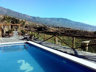 Finca Angeles - Country house for 4 people in Guimar
