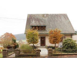 Beautiful Haus Mettenberg located in the hamlet.