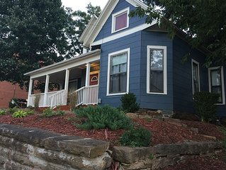 Great Fayetteville Location - Just off the Square and Dickson Street