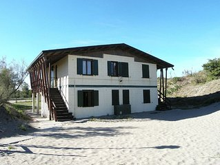 Nice holiday home close to sea front, in Rosolina Mare, near Venice.