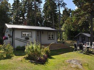 Lakeside cottage in Roslagen on Väddö