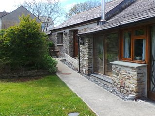 A delightful 2 bed barn conversion offering a charming holiday home