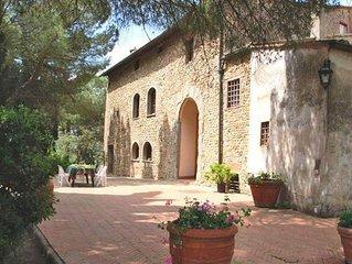 Villa in Montelupo Fiorentino, Tuscany, Italy