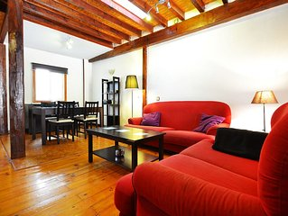 Located in the Old Town of Palma. Ideal for crews during the winter season.