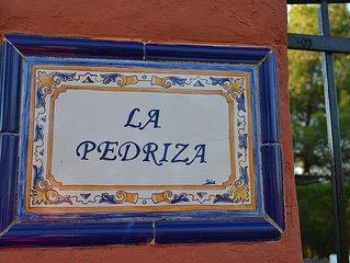 casa rural vistas peña de los enamorados entre Antequera y Archidona