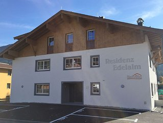 Top apartment, new and modernly furnished, in Brixen im Thale
