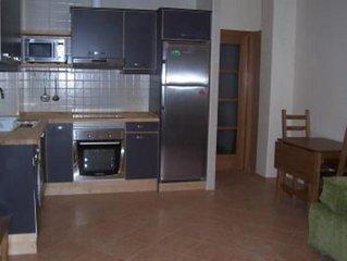 Bueu: Bueu, Rias Baixas, apartamento  enfrente playa Agrelo