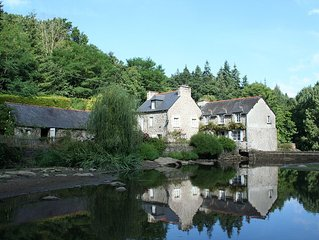18th Century Mill With Mill Pond In Stunning Rural Setting