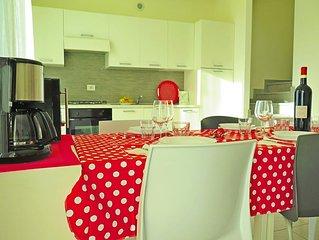 Villa in ottima posizione centro Colico, vista Lago, 2 camere matrimoniali