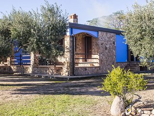 'Sa Sermenta' house near the sea.