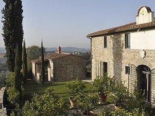 Villa in Bagno A Ripoli, Firenze Area, Tuscany, Italy