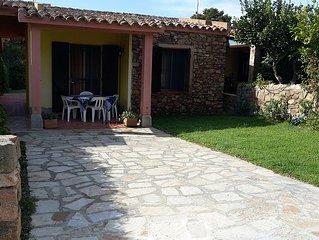 Splendida Villetta in residence esclusivo a soli 150 m. dal mare. Free wi fi