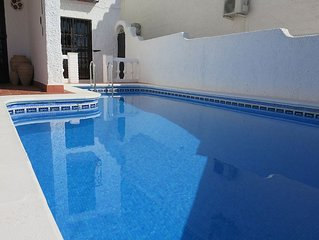 Casa with Private Pool, Sea Views and Peaceful Location