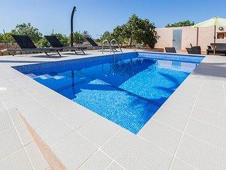 HORT DE SON FIDEU - Villa for 7 people in Llucmajor - S'Estanyol.