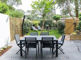 Villa Off Shore**** Villa patio entièrement rénovée et équipée, la plage à pied