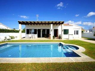 Villa in Cala En Porter, Menorca, Menorca
