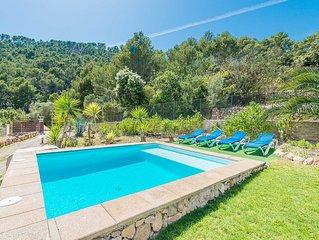 LA TRAPA - Villa for 6 people in ANDRATX.