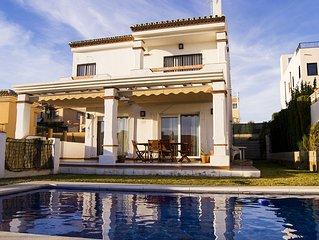 Casa independiente en zona muy tranquila con el mejor clima cerca de la playa