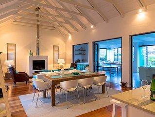 Noordhoek House – Luxury Lakeside Living With Panoramic Views Of Chapman's Peak