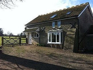 Luxurious Holiday Cottage In The Heart Of Somerset
