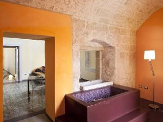 House with character in the heart of Salento-Puglia