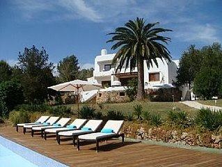 Stylish, Spacious Villa with Sea Views