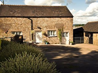 Beautifully converted former Dairy situated in the delightful rural countryside