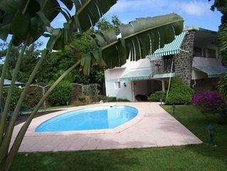 Guadeloupe Confort Jardin Piscine